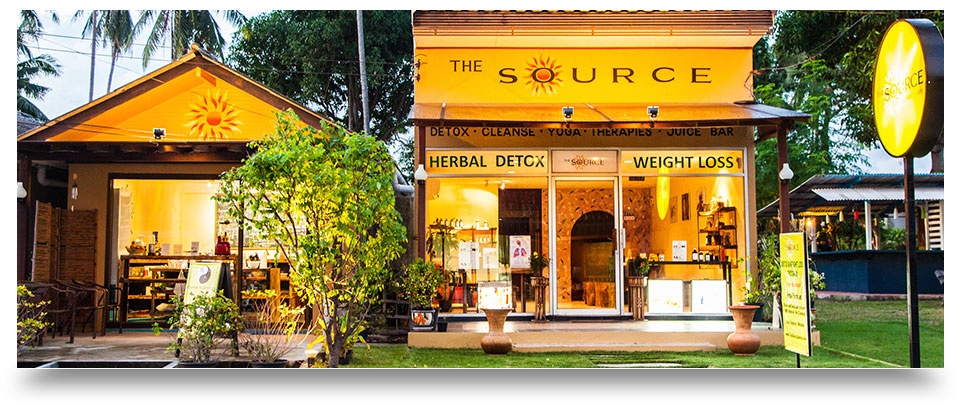 The Source Samui - Herbal Detox Programs
